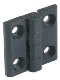 Die cast Screw-on Hinges Zamak Hinge 4 Holes 1